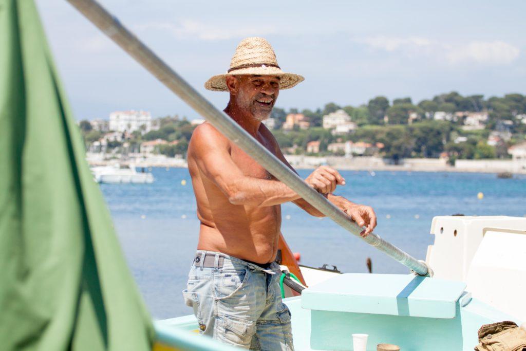 Pointu - l'Olivette People No 7 - I Love Cap d'Antibes